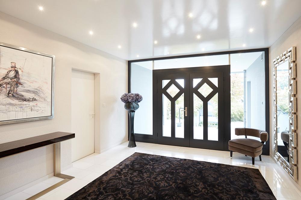 Home casa moderna for Casa moderna zurigo